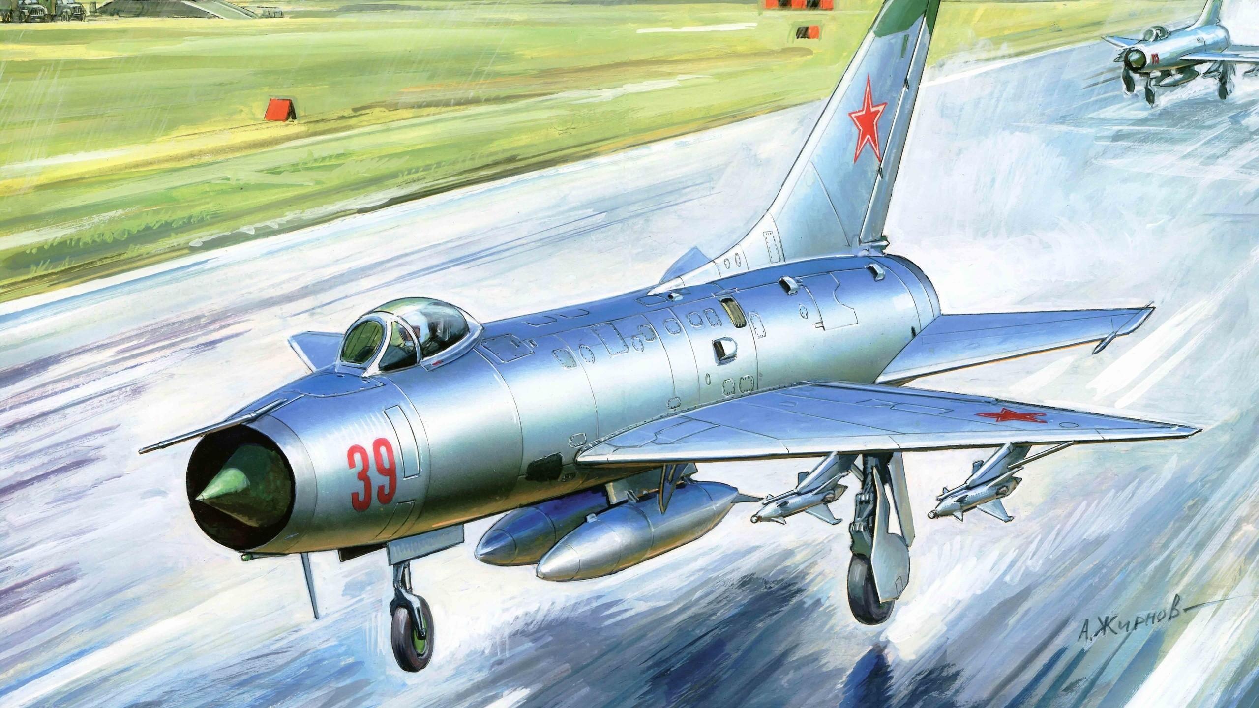 Обои советский многоцелевой истребитель. Авиация foto 19