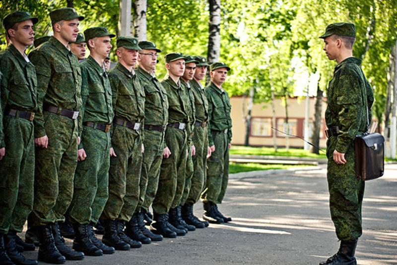 Военная Служба по Контракту в Армии в Горячих Точках  Служба по контракту