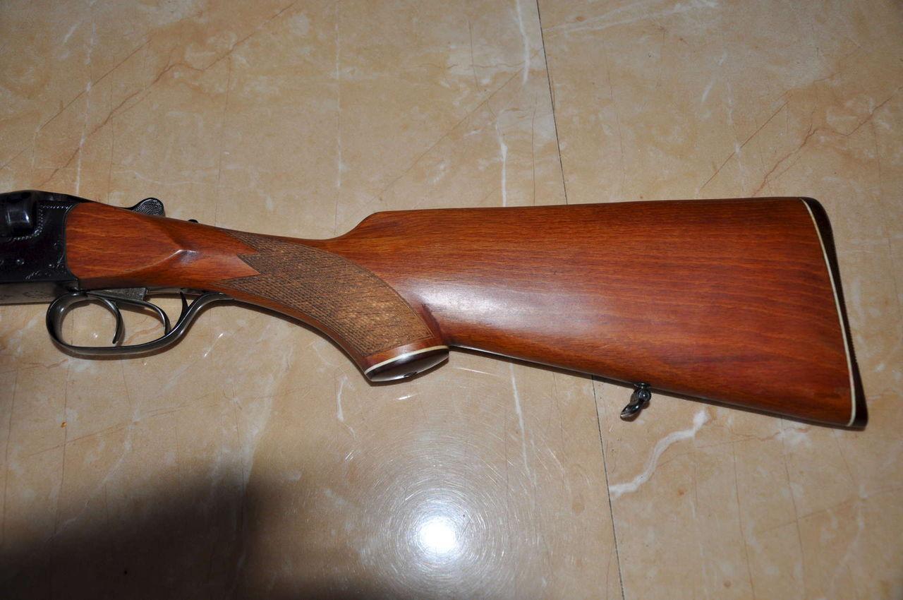 Деревянный приклад ИЖ-58