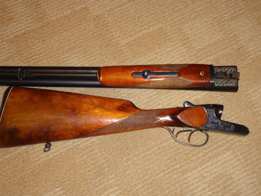 Две части ИЖ-58