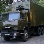КамАЗ-53212 Кунг