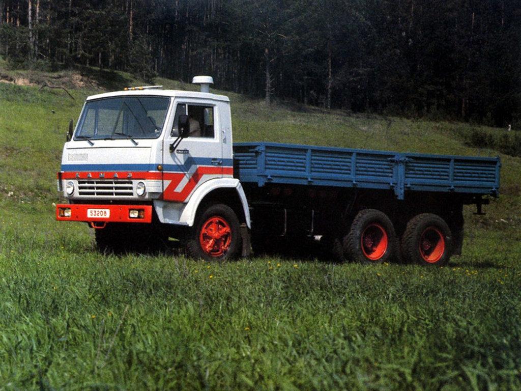 Камаз-5320 в хорошем состоянии