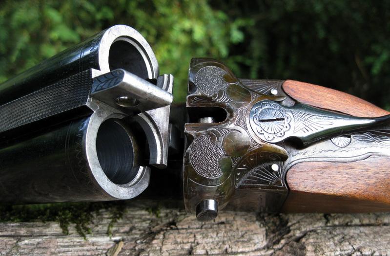 Каналы ствола ИЖ-54