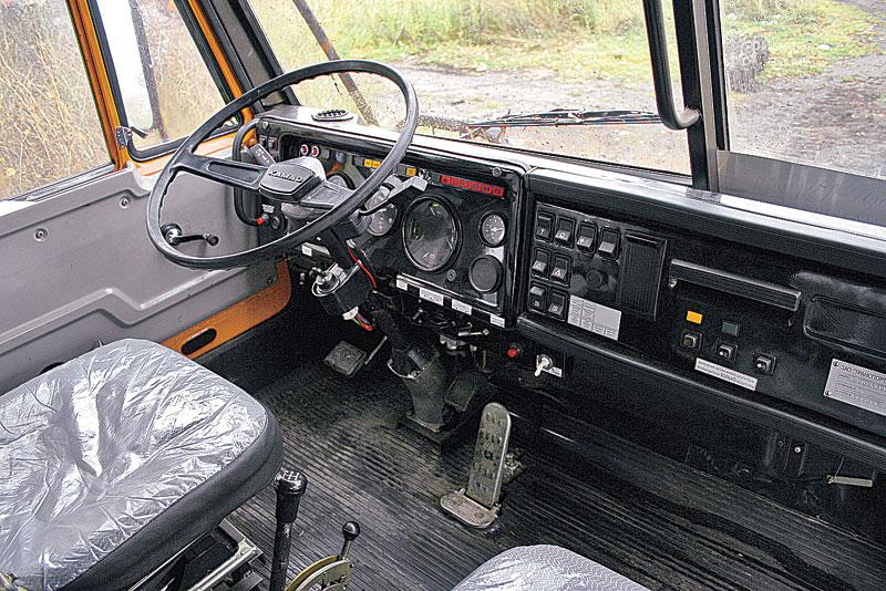 Приборная панель КамАЗ-53212