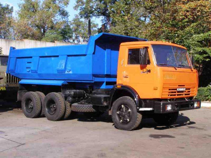 Самосвал Камаз-5320