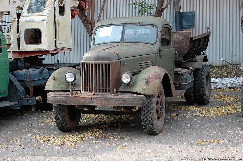 Старый ЗиЛ-164