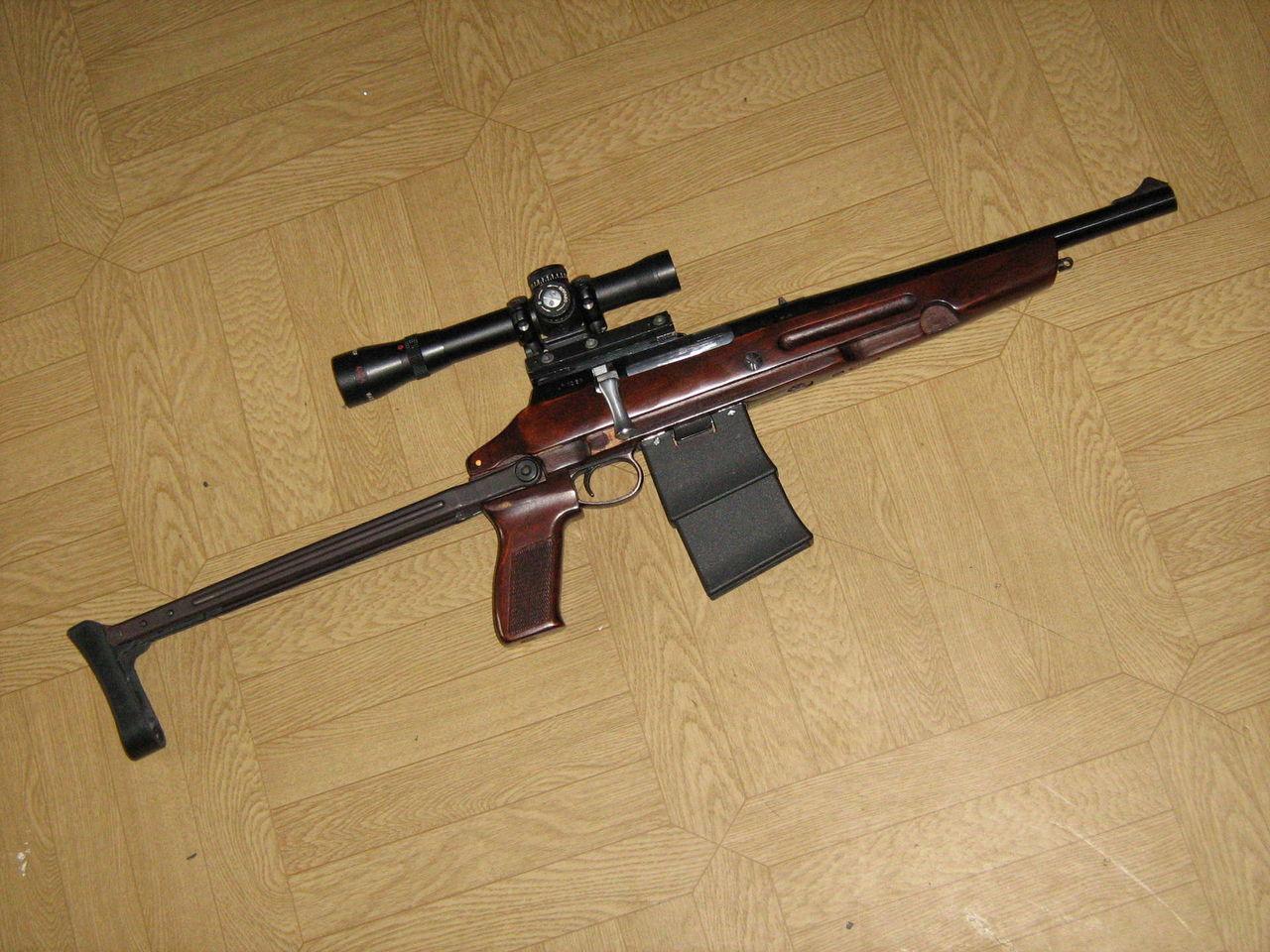 Тоз-106 с прицелами