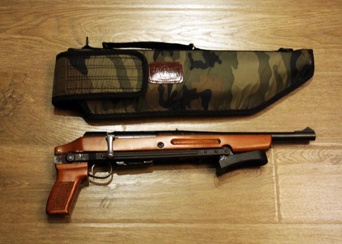 Тоз-106 с сумкой