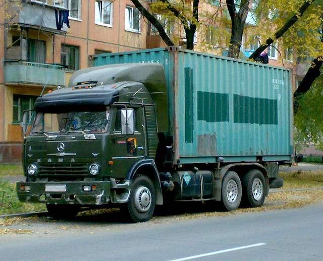 Тюнинг кабины Камаз-5320