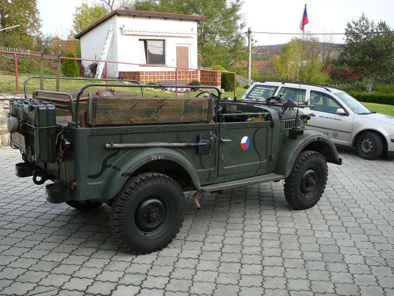 Военный Газ-69