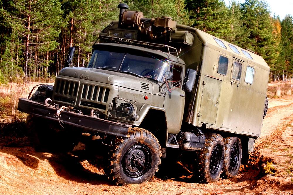 ЗиЛ-131 КУнГ