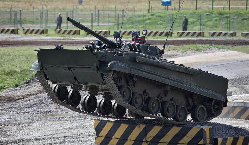 Современное вооружение российской армии реферат 8521