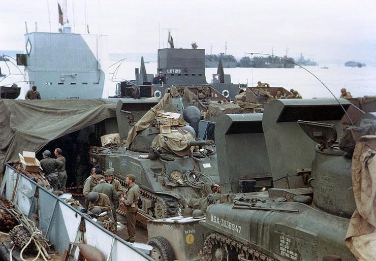 танк М4