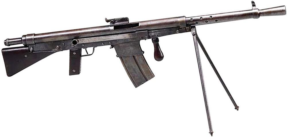 Ручной пулемет Шоша