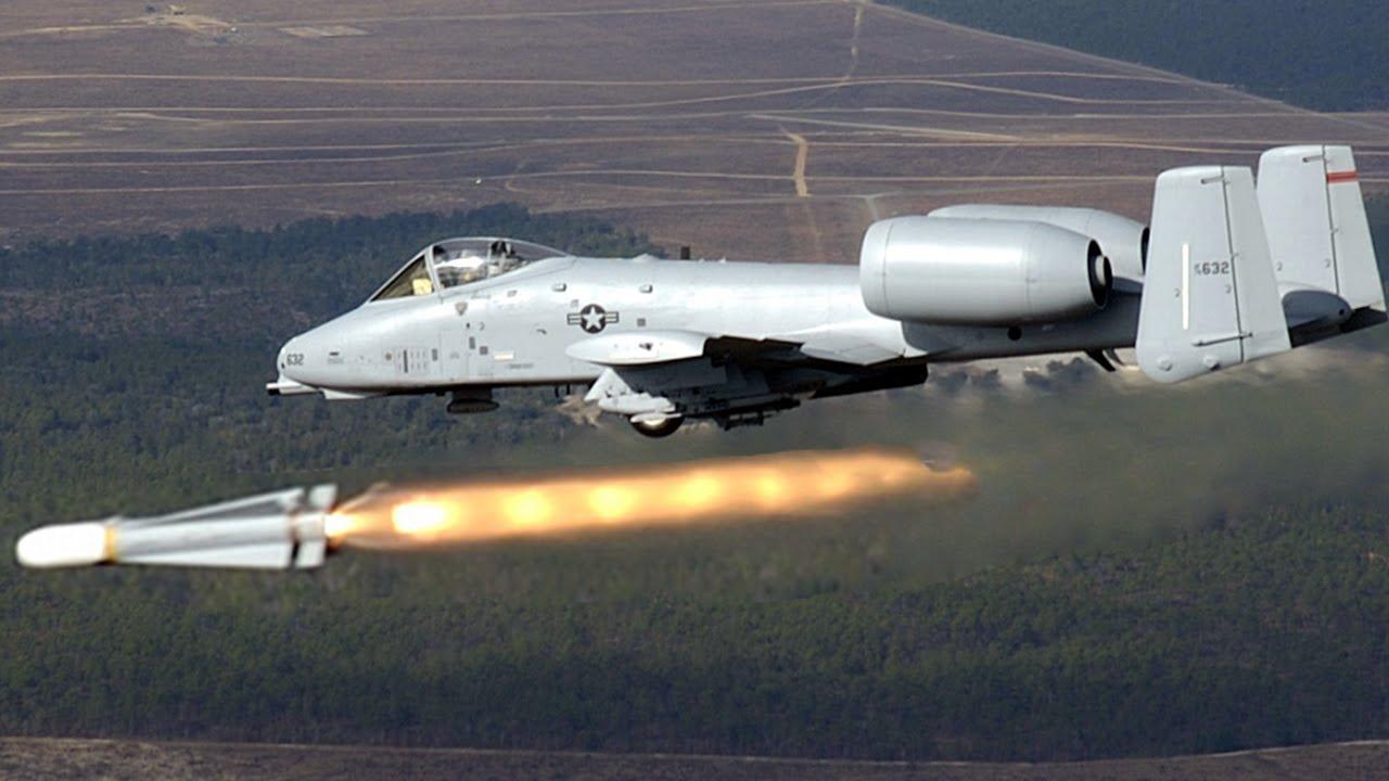 A10 thunderbolt фото