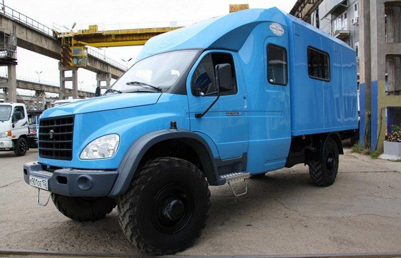 ГАЗ-3308 Тайга VIP