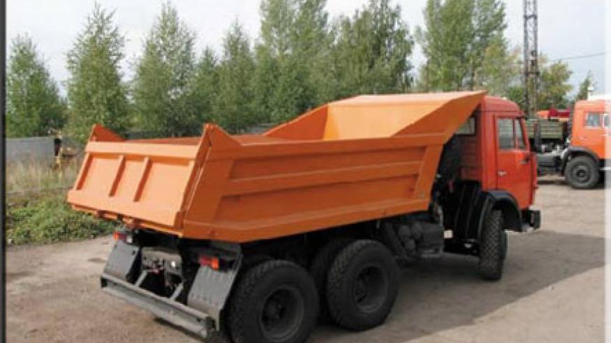 Кузов КамАЗ-55111
