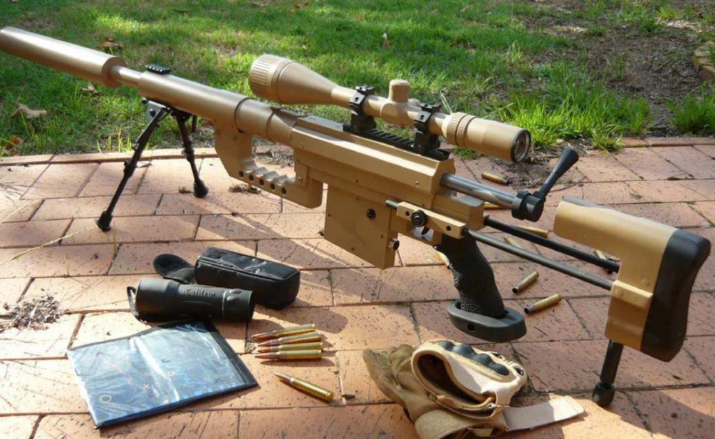 Снайперской винтовки и как ее сделать 247