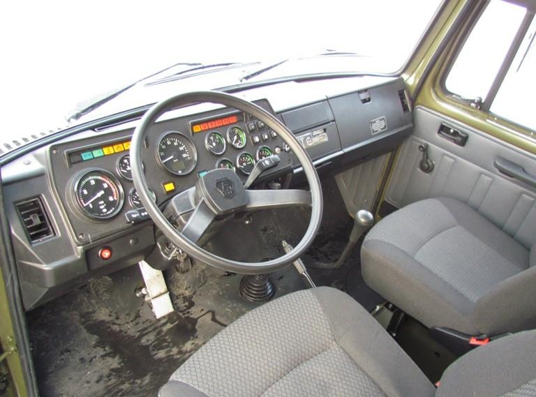 Приборная панель ГАЗ-3308