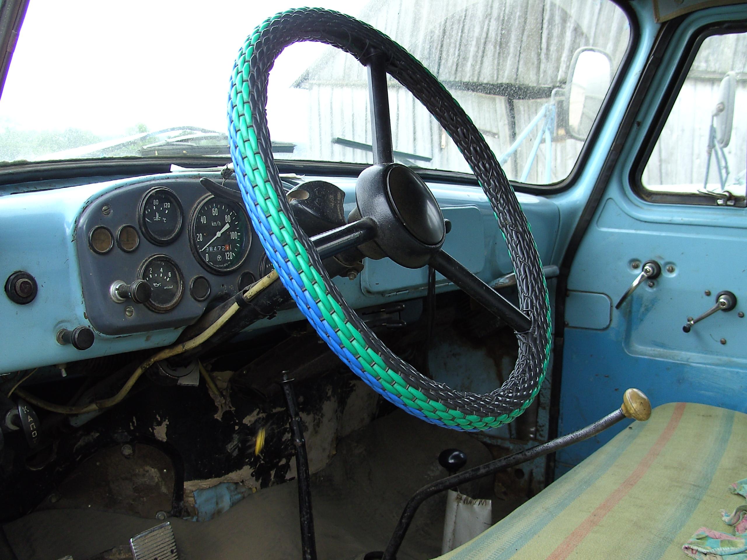 Приборная панель ГАЗ-53
