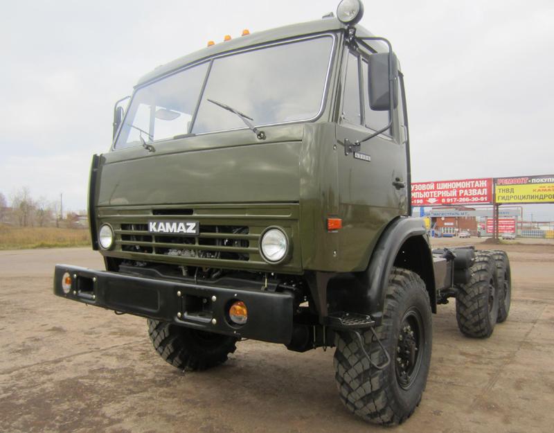 Шасси КамАЗ-4310