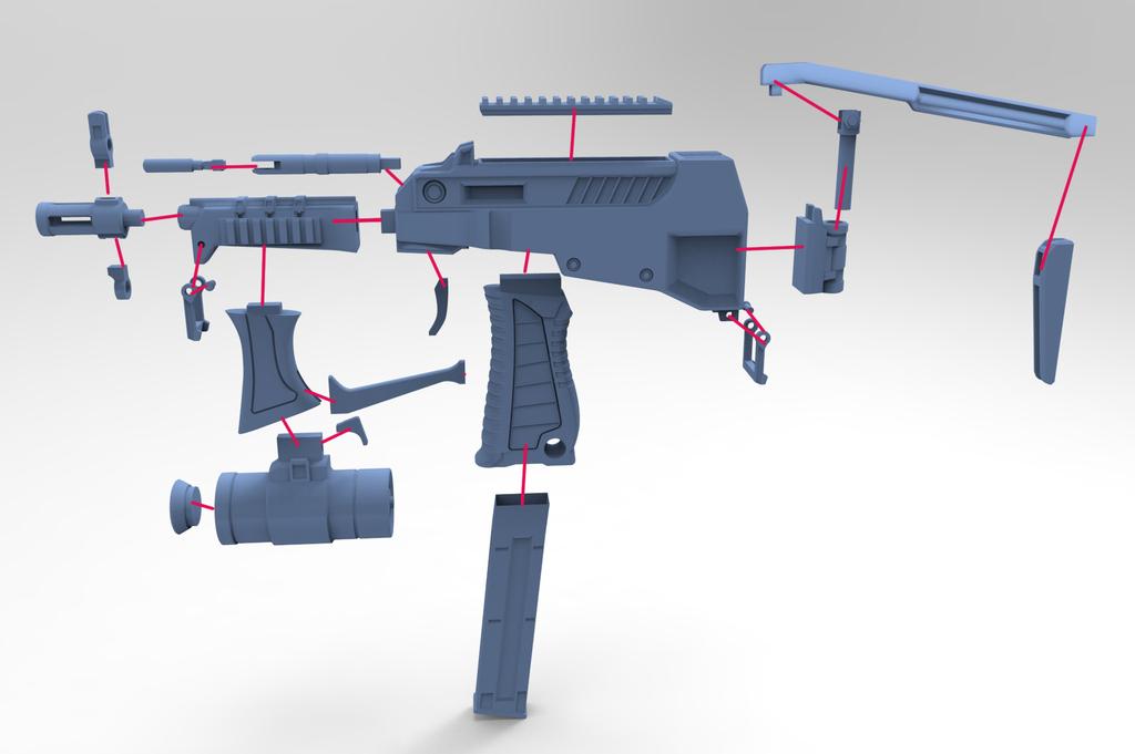Схема крепления деталей ПП-2000
