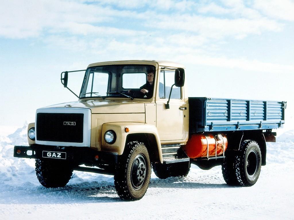 Внешний вид ГАЗ-3307