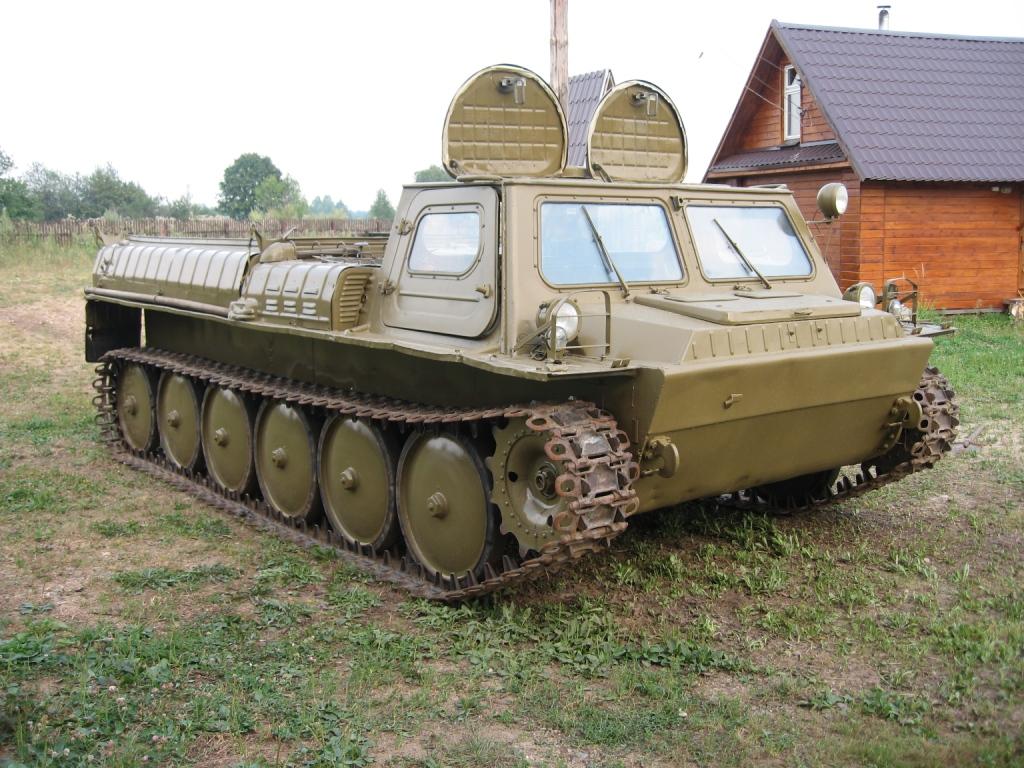 Военный ГАЗ-71