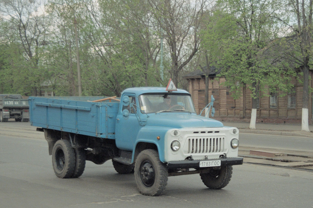 Учебный ГАЗ-53