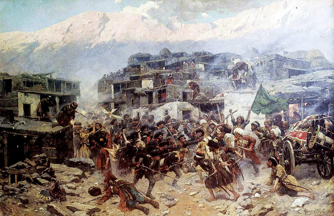 Первая чеченская война: вся история от начала до конца