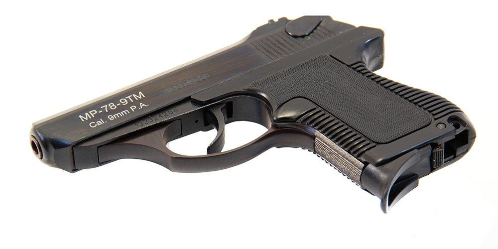 Травматический пистолет МР-78-9