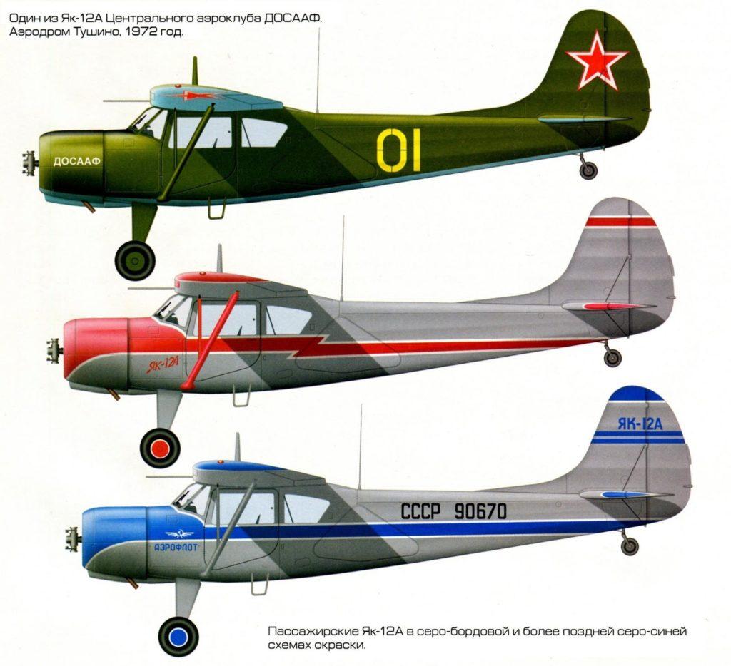 Як-12