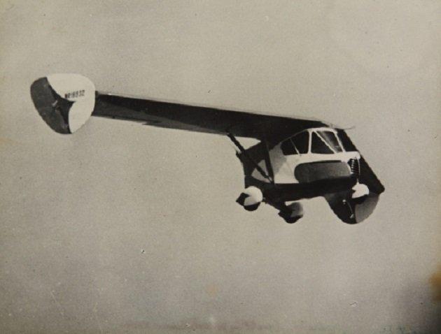 Аэромобиль Уотермана
