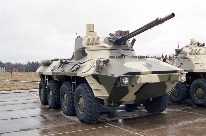 БТР-90 Бахча