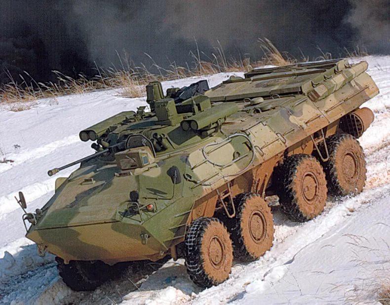 БТР-90 Бережок