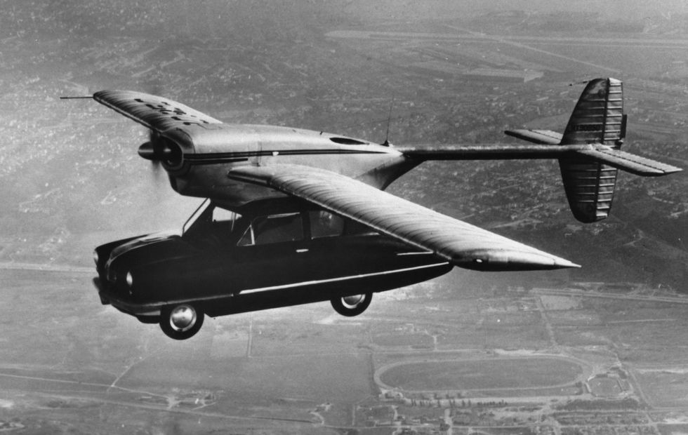 CanVairCar Model 118