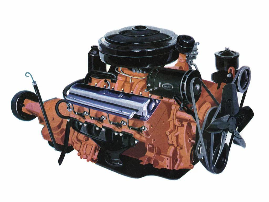 Двигатель ЗиЛ-111