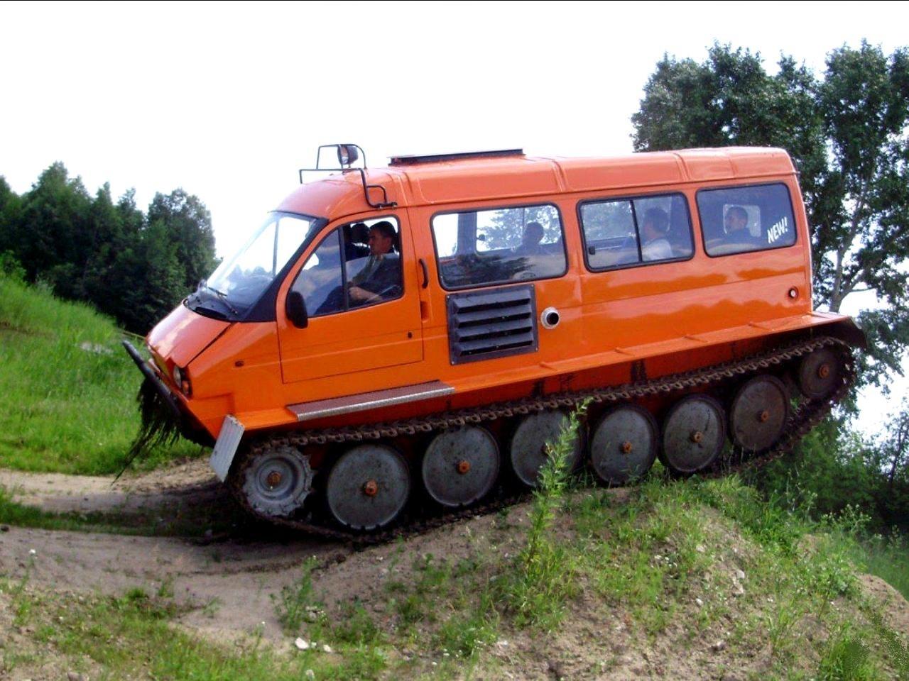 ГАЗ-34039 Ирбис