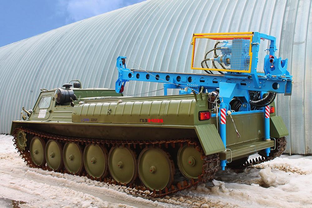 ГАЗ-34039 УГБ-001