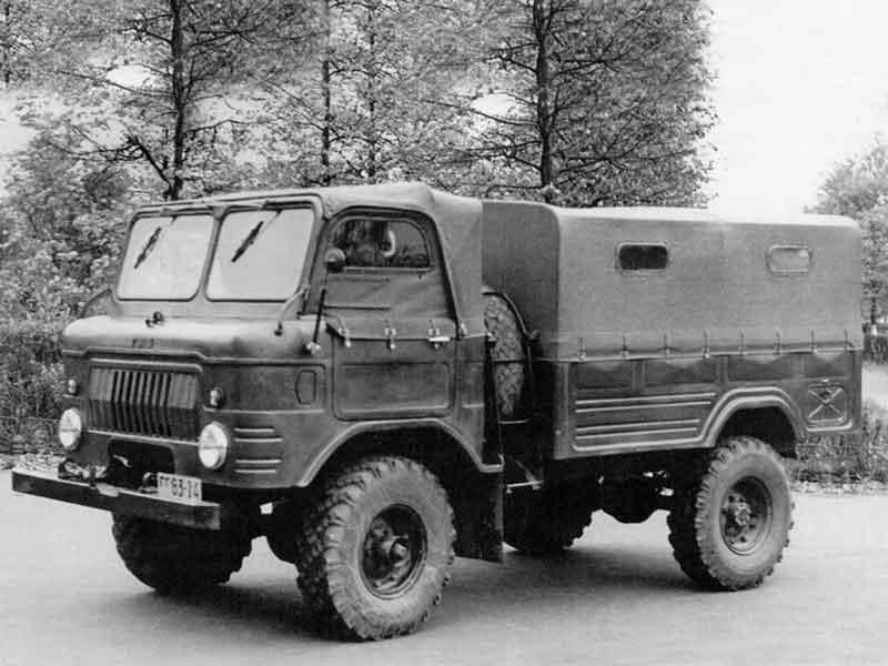 ГАЗ-62