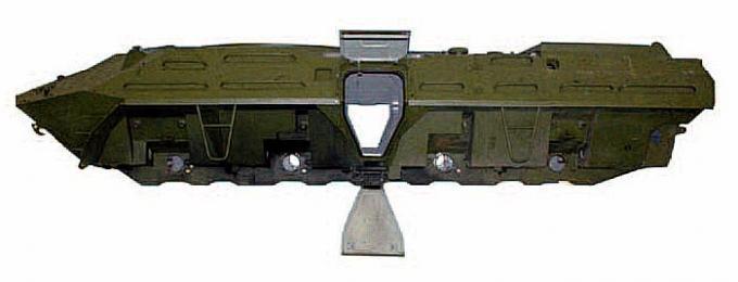 Кузов БТР-90