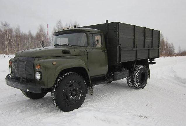 Кузов ЗиЛ-431410 с длинными бортами