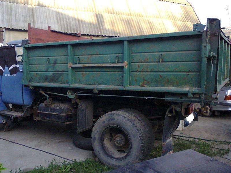 Кузов ЗиЛ-554