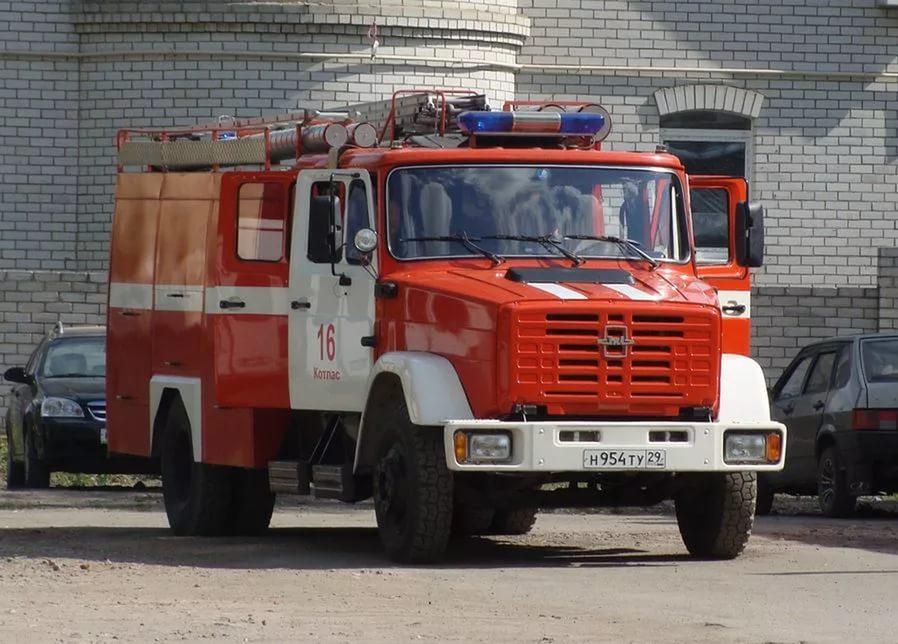 Пожарный ЗиЛ-4331