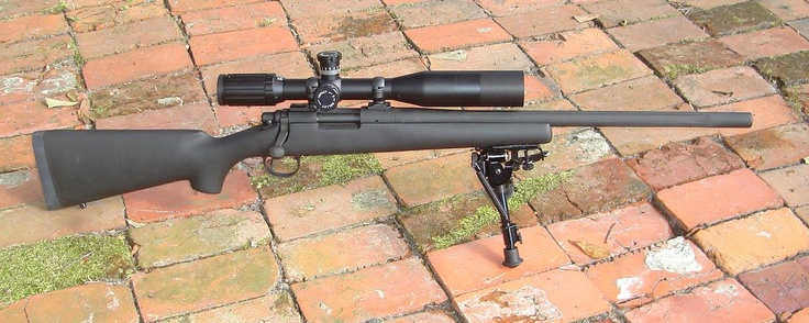 Remington 700 LTR