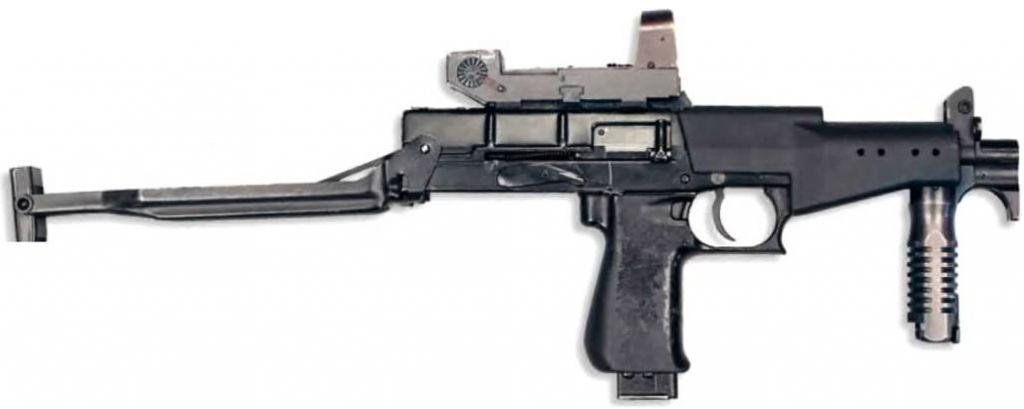 СР-2 с прицелом