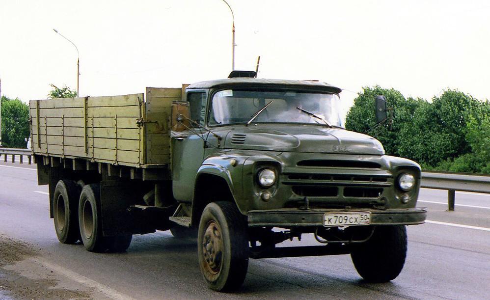Внешний вид ЗиЛ-133