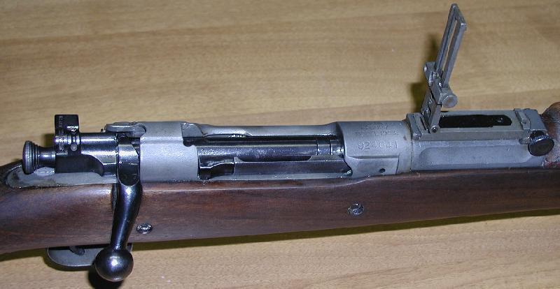 Затвор Springfield M1903