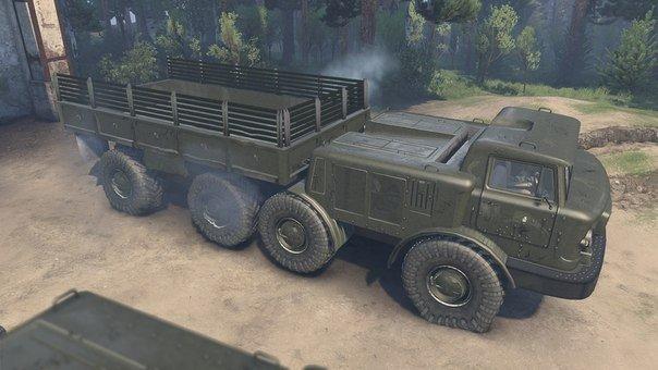 ЗиЛ-135ЛМ в индустрии компьютерных игр