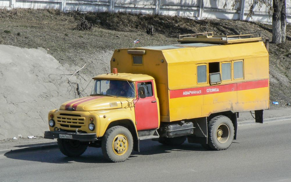 ЗиЛ-431410 для аварийной службы